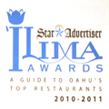 Star Advertiser - 2010 'Ilima Awards: A Guide to Oahu's Top Restaurants!